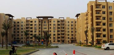 Apartment bharia town