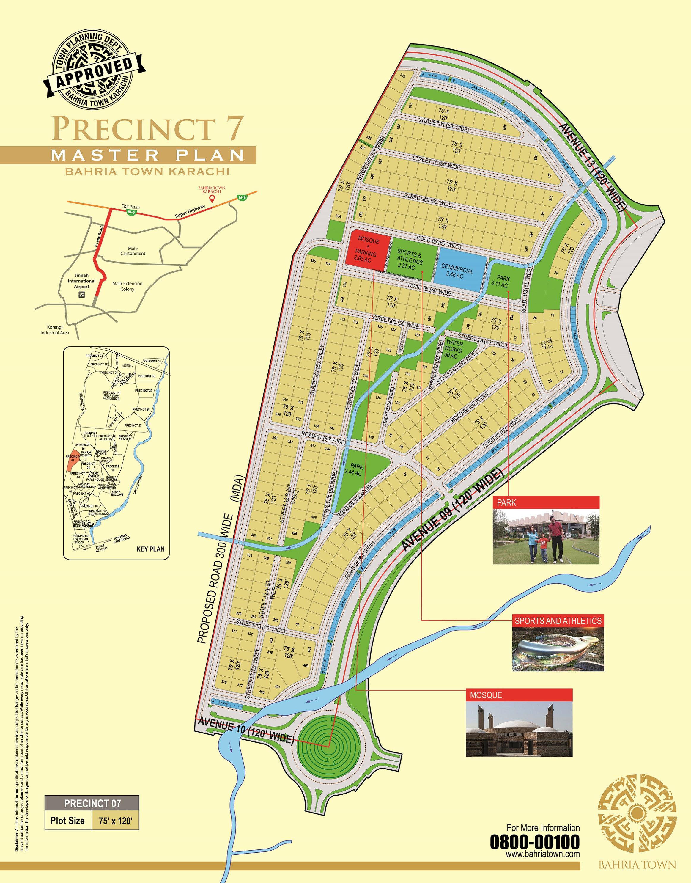 Precinct 07 – MARS ASSOCIATES
